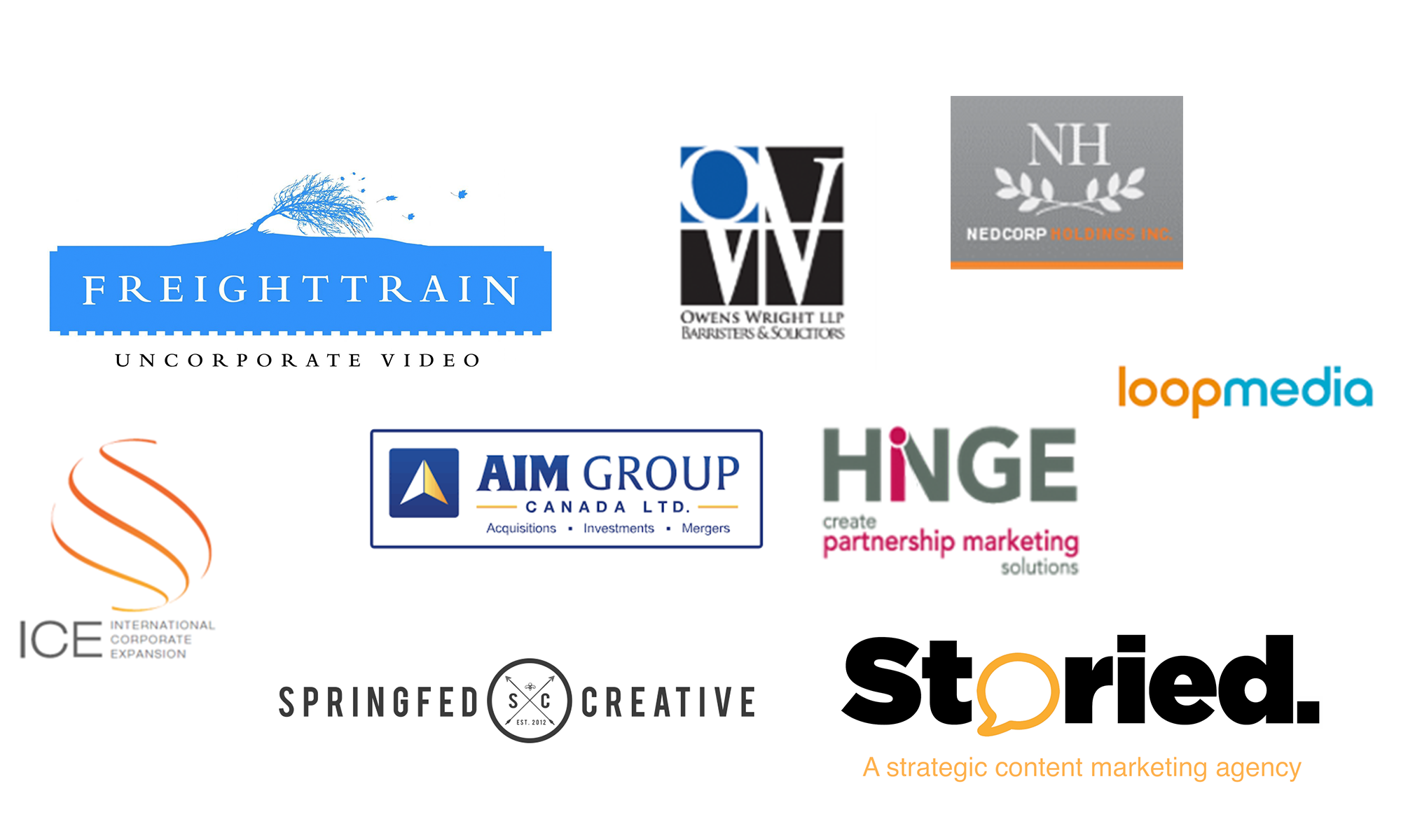 Flint Venture Catalyst Partner Logos